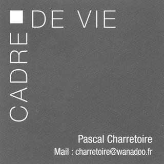 Pascal Charretoire - Cadre de Vie